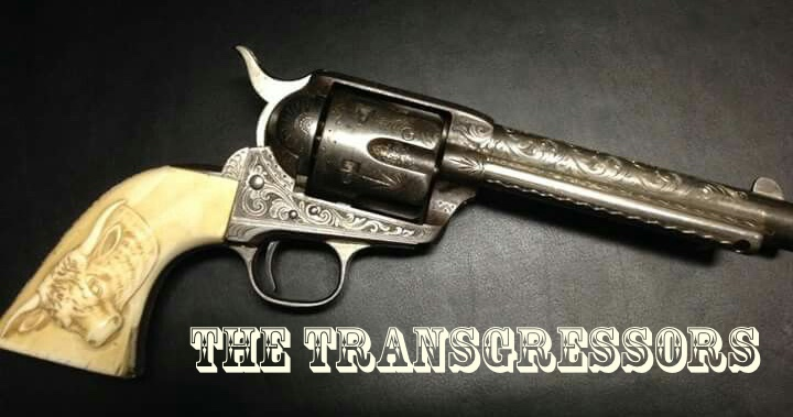 Six Shooter Title